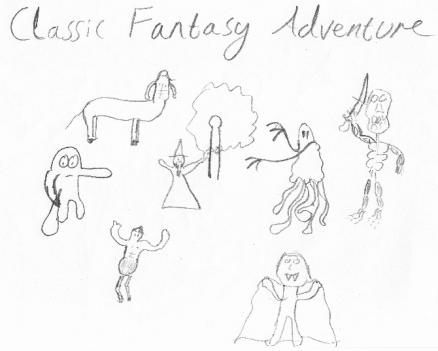 Classic Fantasy Adventure